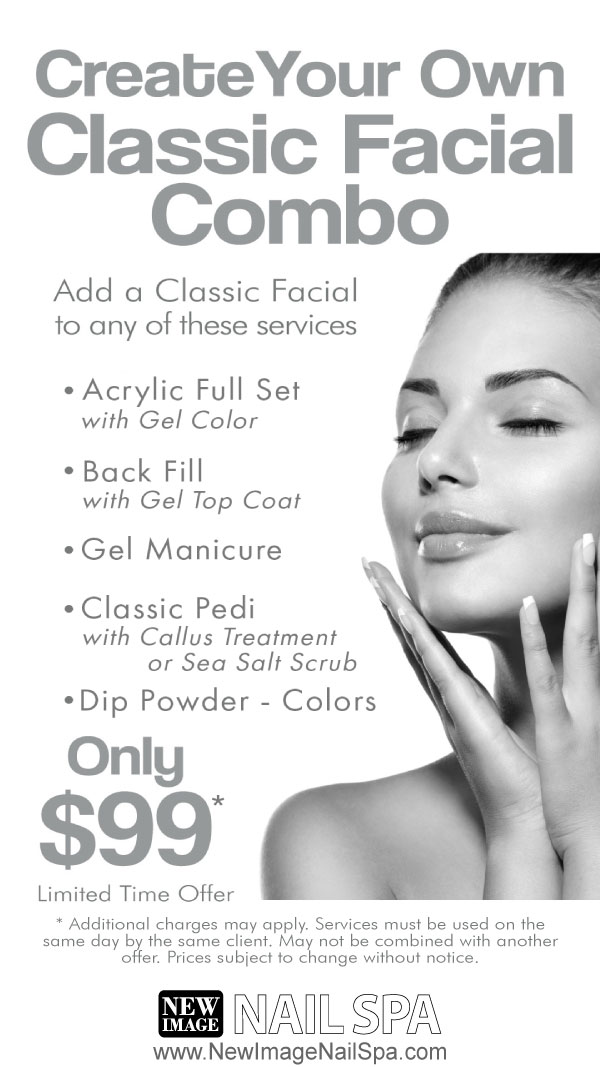 Create Your Own Classic Facial